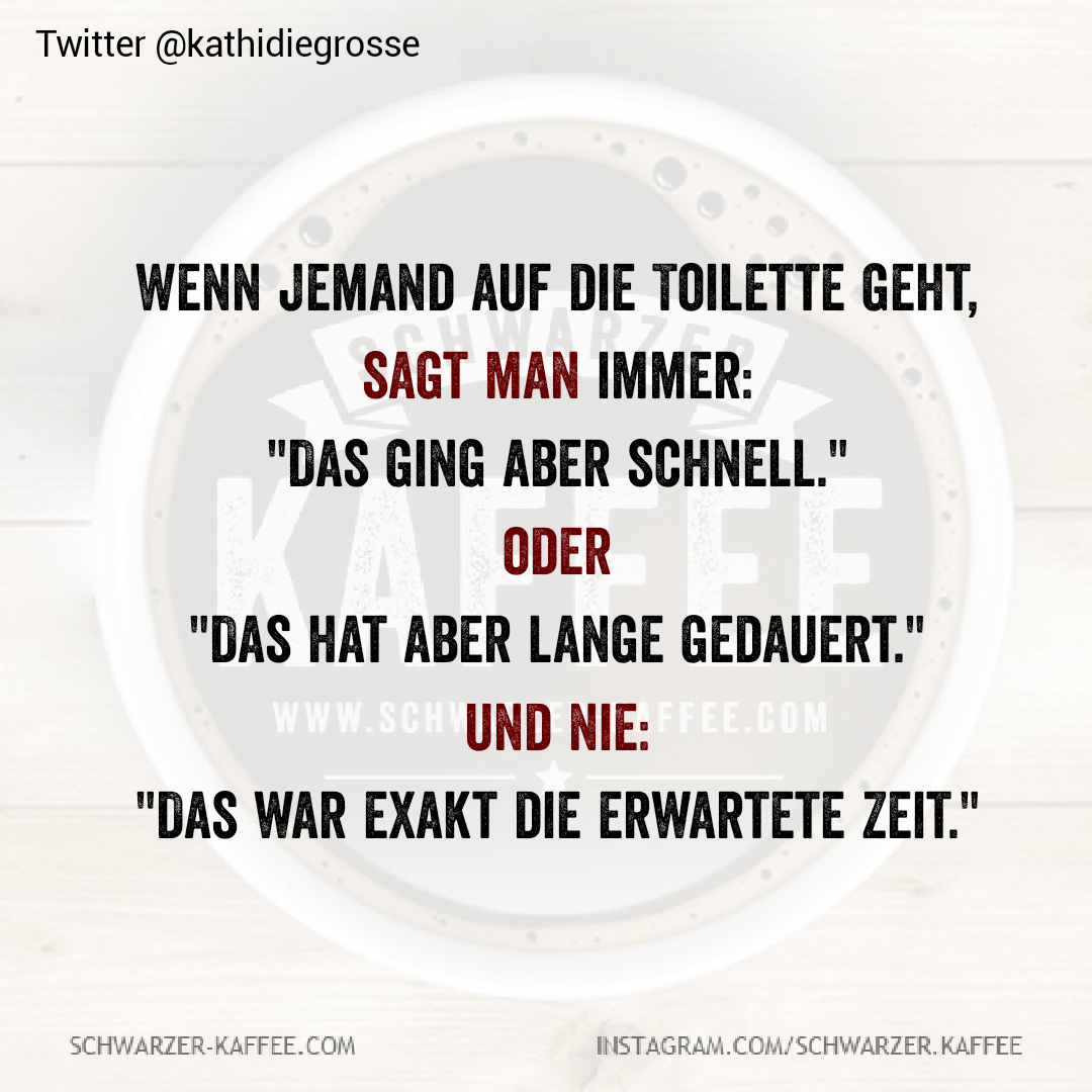 TOILETTE #fridayquotes