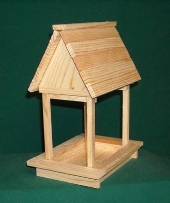 Well House Bird Feeder