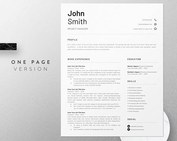 Accountant Resume Pack Office Worker Resume Administrative
