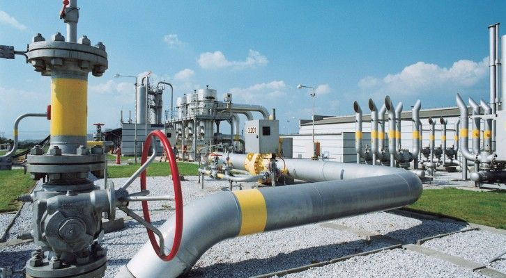 gas pipe facility - Google Search