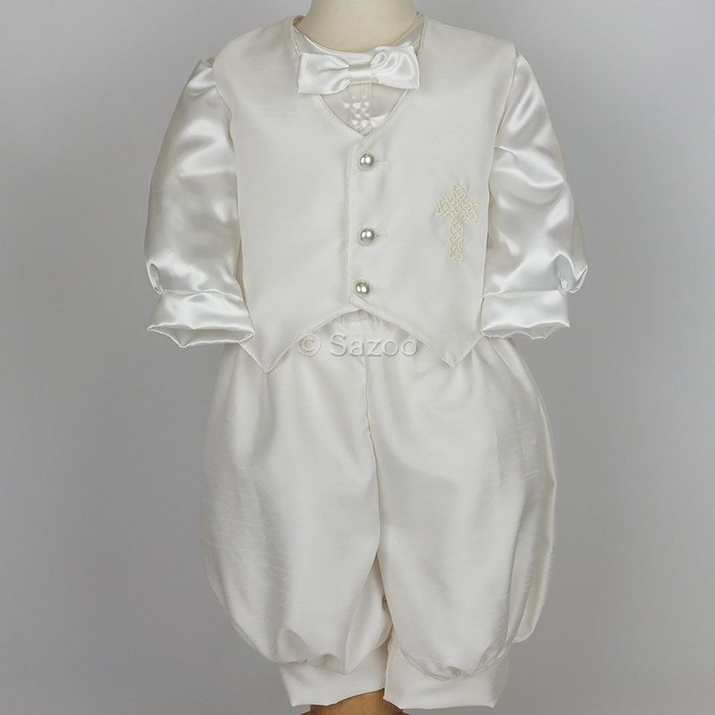 Modern+Baptism+Outfits+for+Boys | Ivory Baby Boys Christening Outfits Q9a | Christenings ...