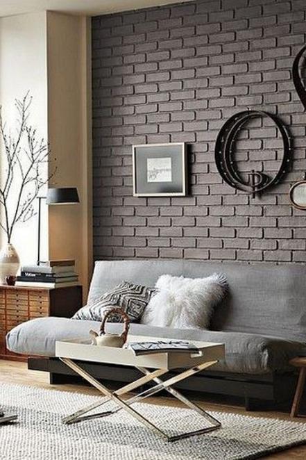 33 Beautiful Brick Accent Walls Ceilings Brick Interior Wall