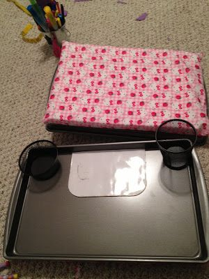 A Womans Journey Back To Army Strong DIY Car Seat Travel Trays
