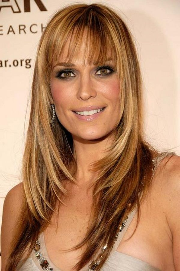 hairstyles for thin long hair | hairstyles inspiration | la ropa
