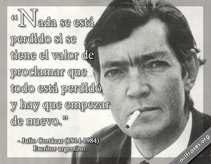 Julio Cortázar Escritor Argentino Julio Cortázar