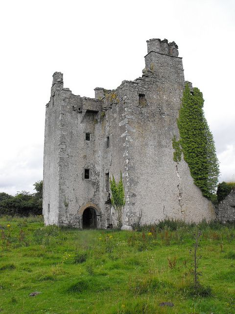 Cloncourse, Fortified House, Co. Laois, Ireland