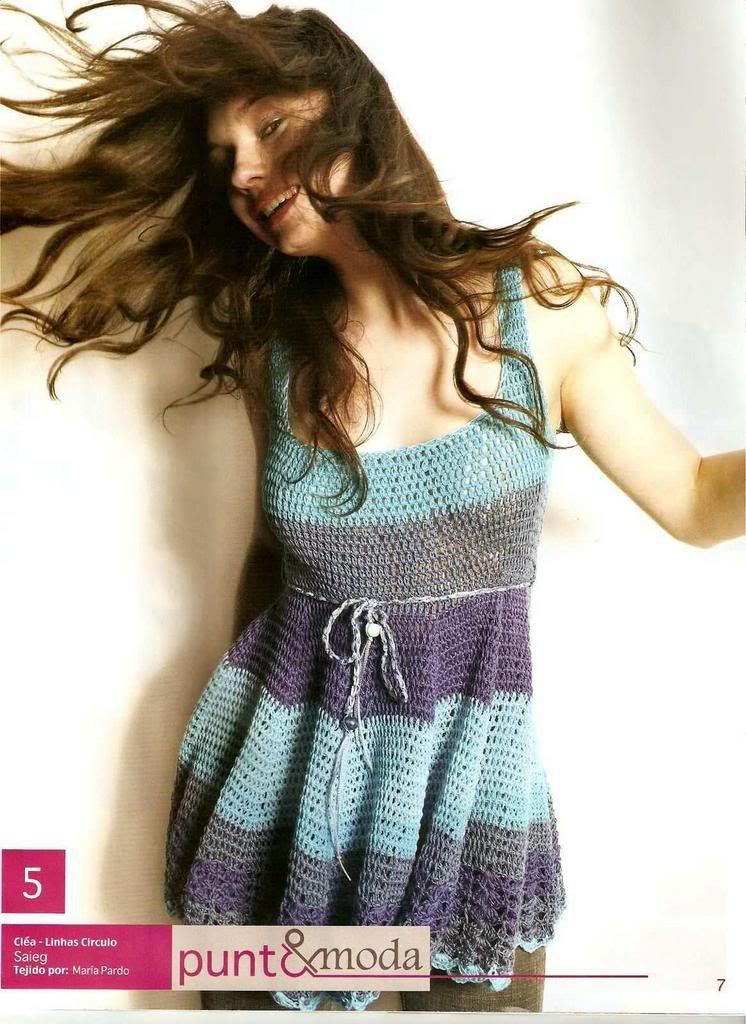 louca por linhas - crochet e patchwork: 11/2007