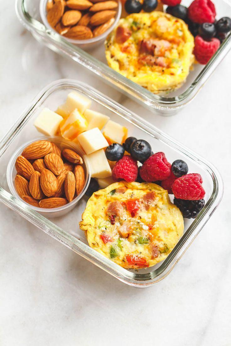 Easy Keto Meal Prep Breakfast images