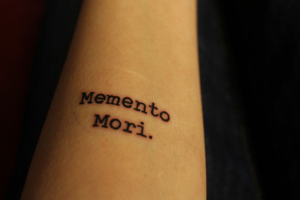 21.365 Memento Mori.