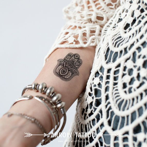 The Hand Of Fatima Also Known As The Hamsa Has Deep Symbolic