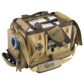 Wild River Tackle Bag Box Radio The Snare