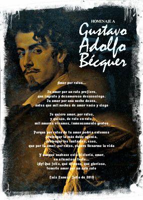 Amor por ratos/ Poema incluido en la antología Homenaje a Gustavo Adolfo Bécquer. Editorial ArtGerust/2015 http://www.artgerust.com/blog/antologia-concurso-poesia-homenaje-becquer