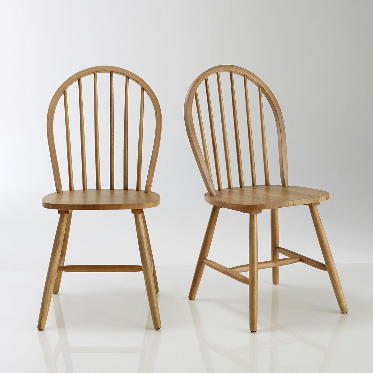 Lot De 2 Chaises A Barreaux Windsor Chaises Windsor Chaise Windsor