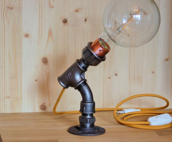kit small lamp telescope in plumbing fitting cable bulb douille e27 douille et plomberie. Black Bedroom Furniture Sets. Home Design Ideas