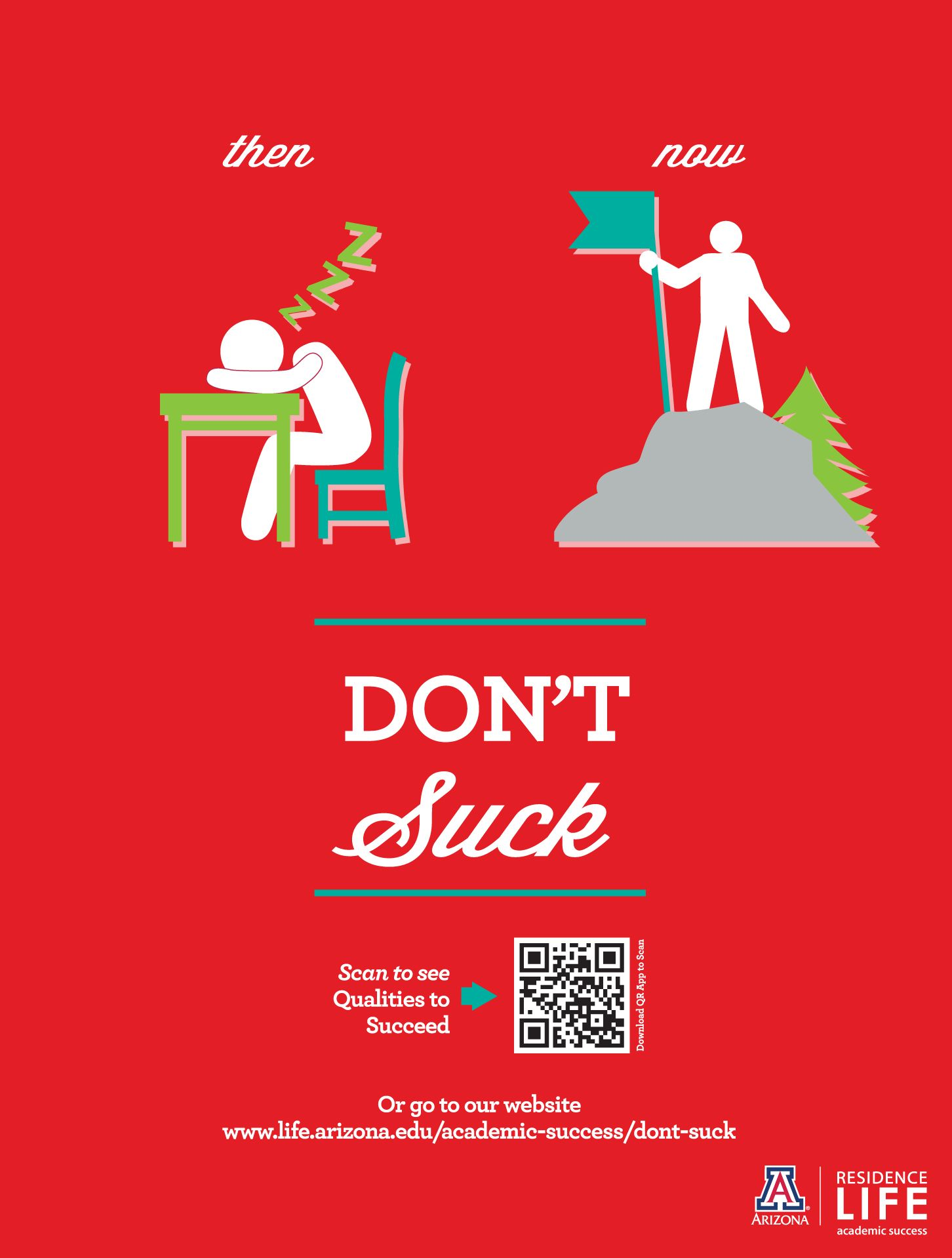 Academic success poster 6. Six week series, fall 2012 ...