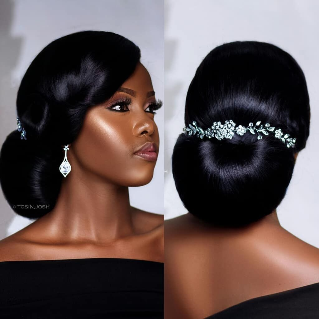 Bridal Wig-Series Slay From Dan Of @tobbiestouch