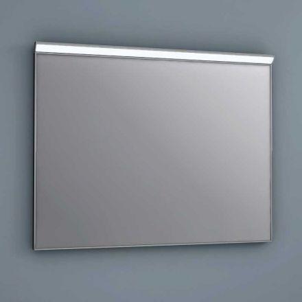 Miroir Lumineux Tres Elegant Pour Salle De Bain Equipe De Lampes Led La Salle De Bain Reste Eclaire Pendant Votre Bain Meuble Vasque Salle De Bain Miroi