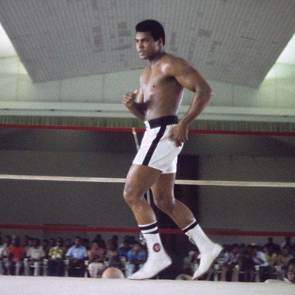 Muhammad Ali (@MuhammadAli) on Twitter   Grandes deportistas ...