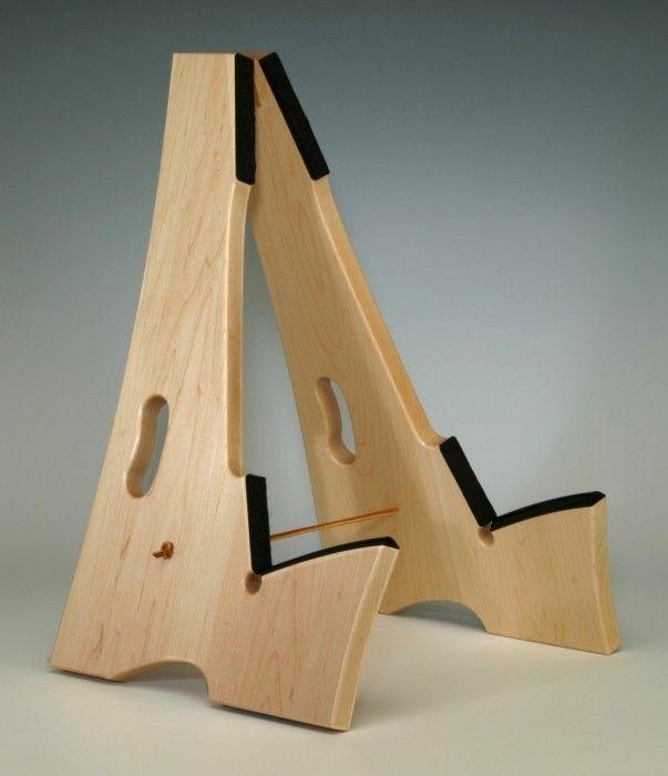 Diy Guitar Stand Wood Diydrywalls Org