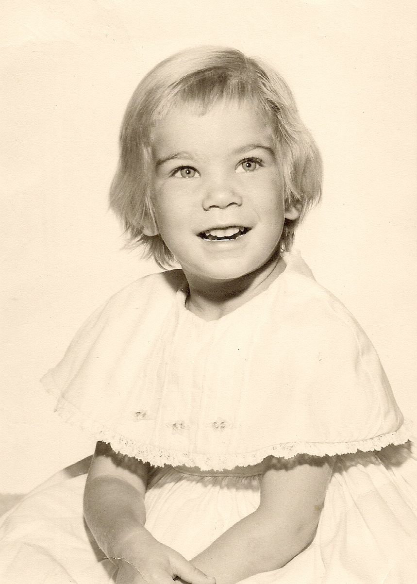 Kelly Young was only 4 1/2 years when she sadly perished from surgery due to heart defect on Apr. 6. 1966.