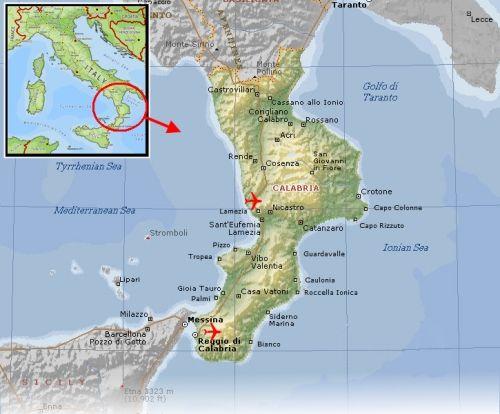 Marasusa Tropea About Calabria Premier Holiday Destination In