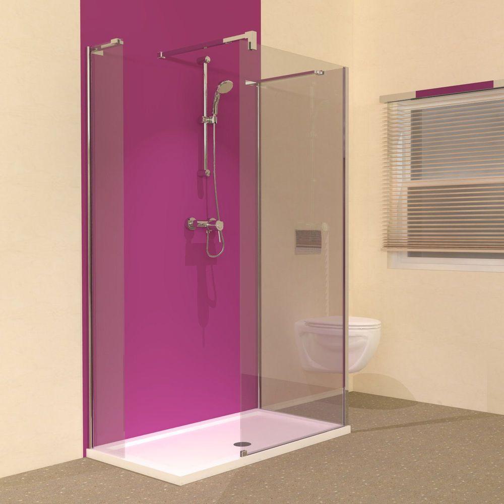 Small Bathroom Ideas - Line 3 Sided 1200 x 700 Walk In Shower ...