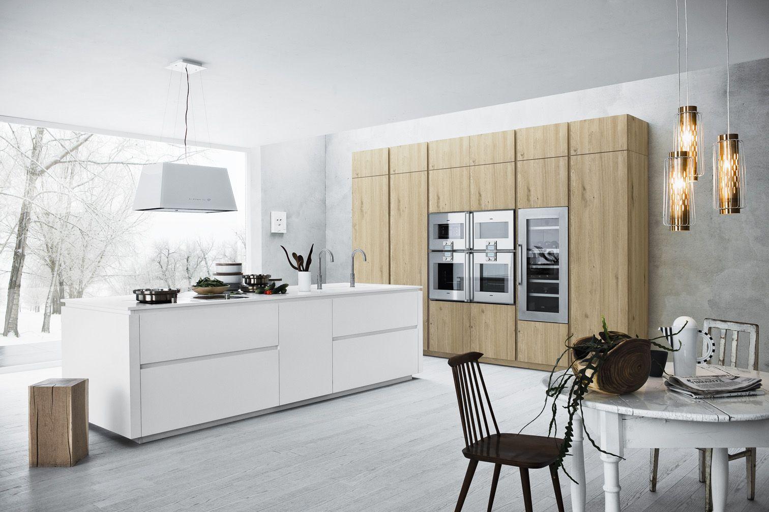 Küchenideen stein cesar keuken model cloe italiaans design  cesar keukens