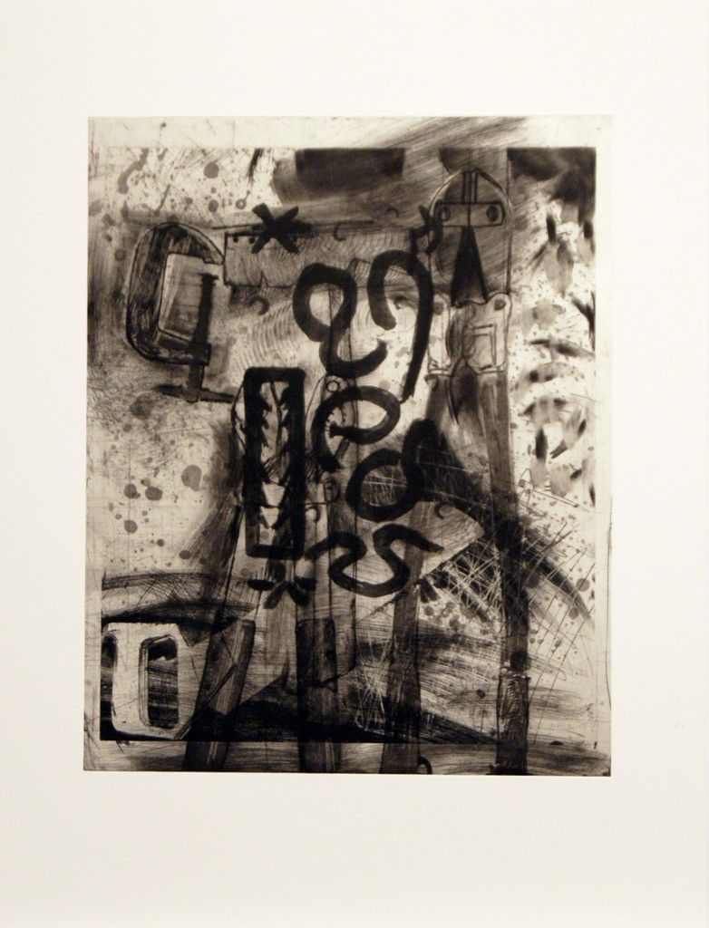 A History of Communism   Jim Dine, A History of Communism (2012)