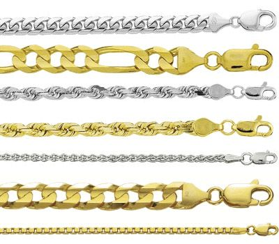 Pricerockcom Gold Chains Top Picks Gold Chains Pinterest
