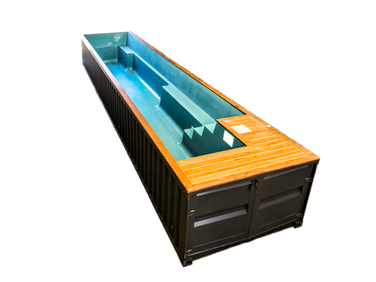 Price — SHIPPING CONTAINER POOLS | Pool in 2019 | Container