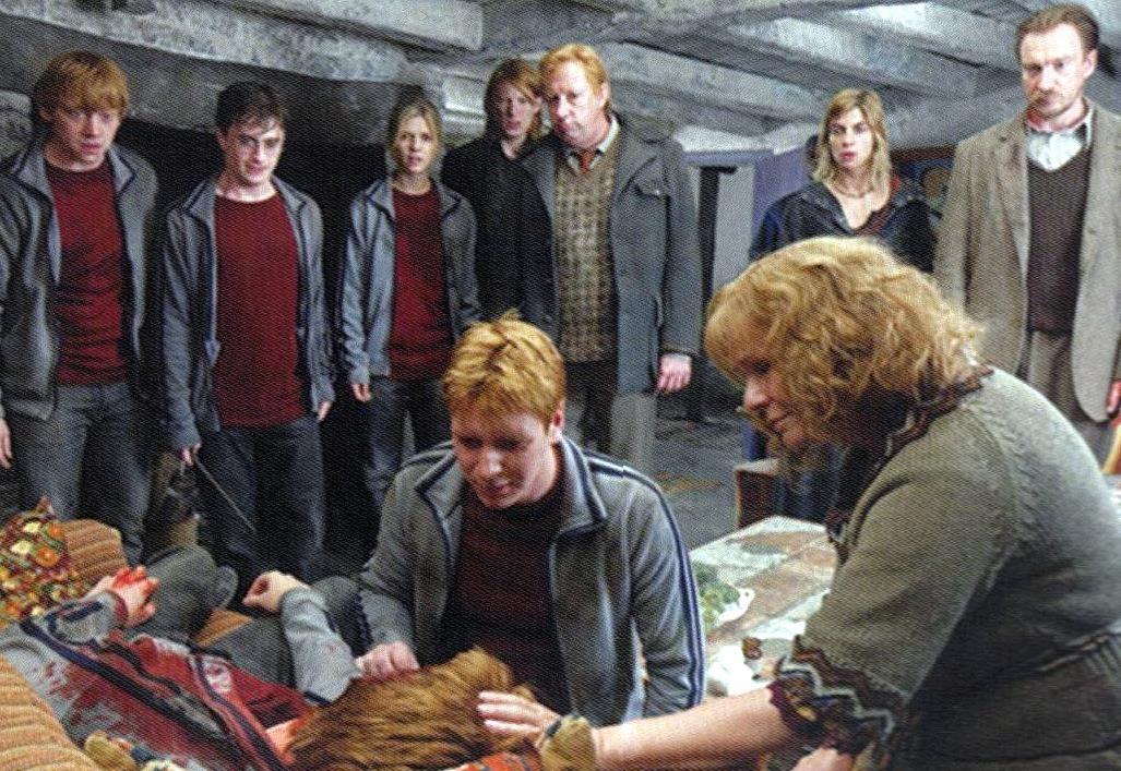 Battle Of The Seven Potters Harry Potter Cast Tonks Harry Potter Harry Potter Characters