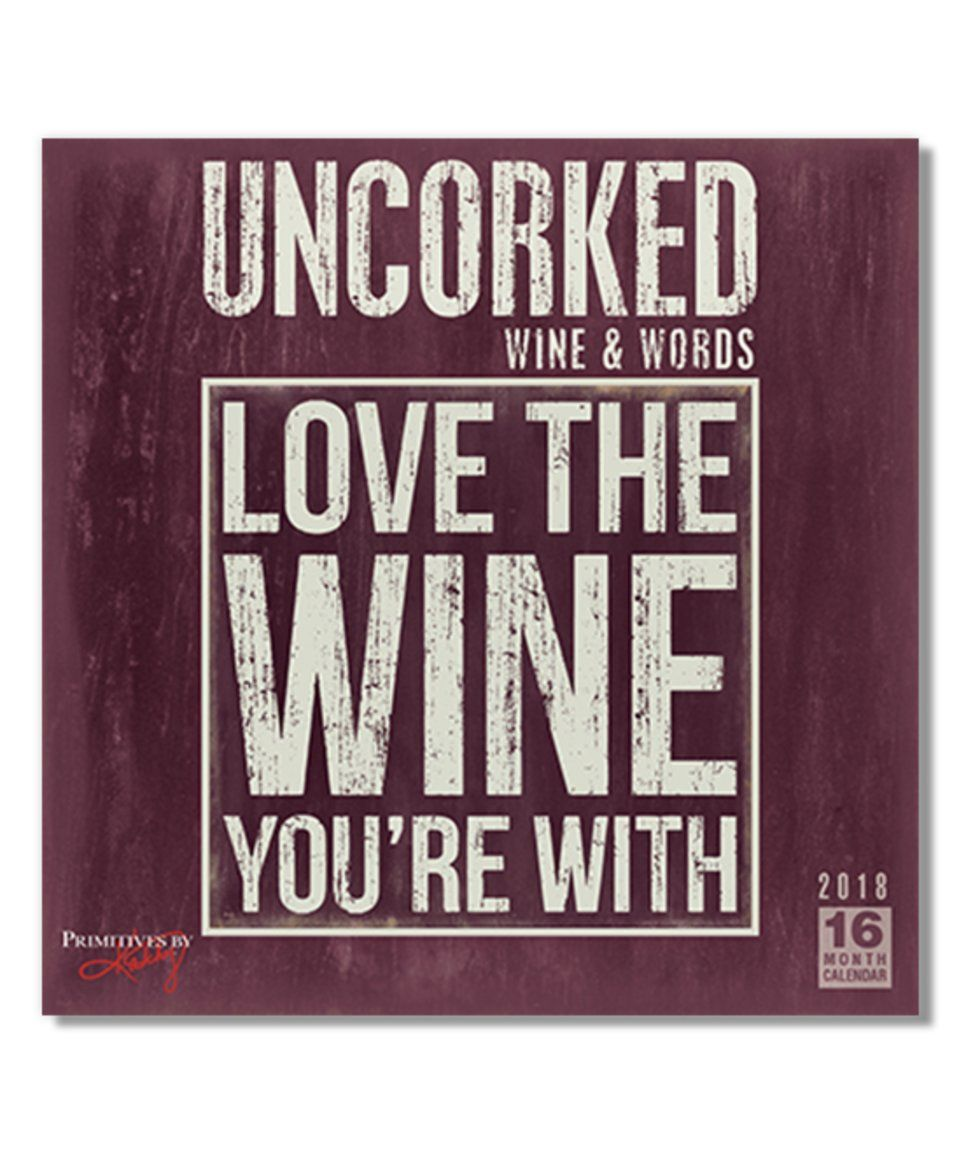 Take a look at this Sellers Publishing | Uncorked Wine & Words - Primitives  By Kathy