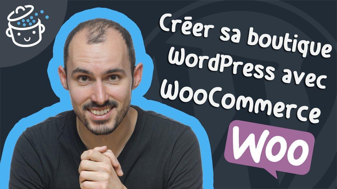 Comment Creer Une Boutique En Ligne Avec Wordpress Woocommerce Youtube Vous Voulez Lancer Une Boutique Rentable En Dropshi In 2020 Wordpress Boutique Woocommerce