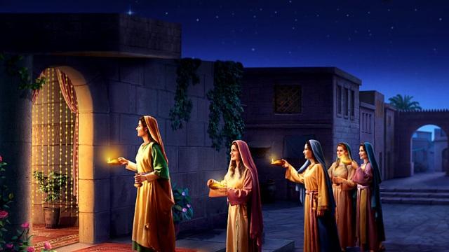 Pin di Menyambut Kembalinya Tuhan Yesus