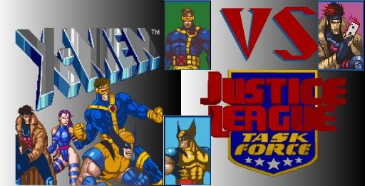 X Men Vs Justice League In Marvel Vs Dc You Play The Role Of X Men Marvel Characters And Fight Against The Justice Leagu Man Vs Marvel Vs Marvel Characters