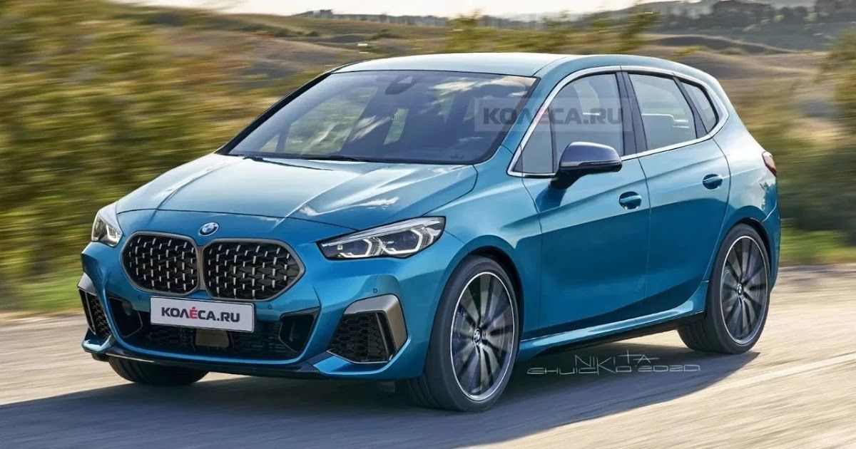 Bmw Series 2 Active Tourer 2021 Will Bet On A More Sporting Aesthetics Nobody Believed In The Bmw 2 Series Active Tourer When The Bra In 2020 Bmw Series Bmw Bmw 2