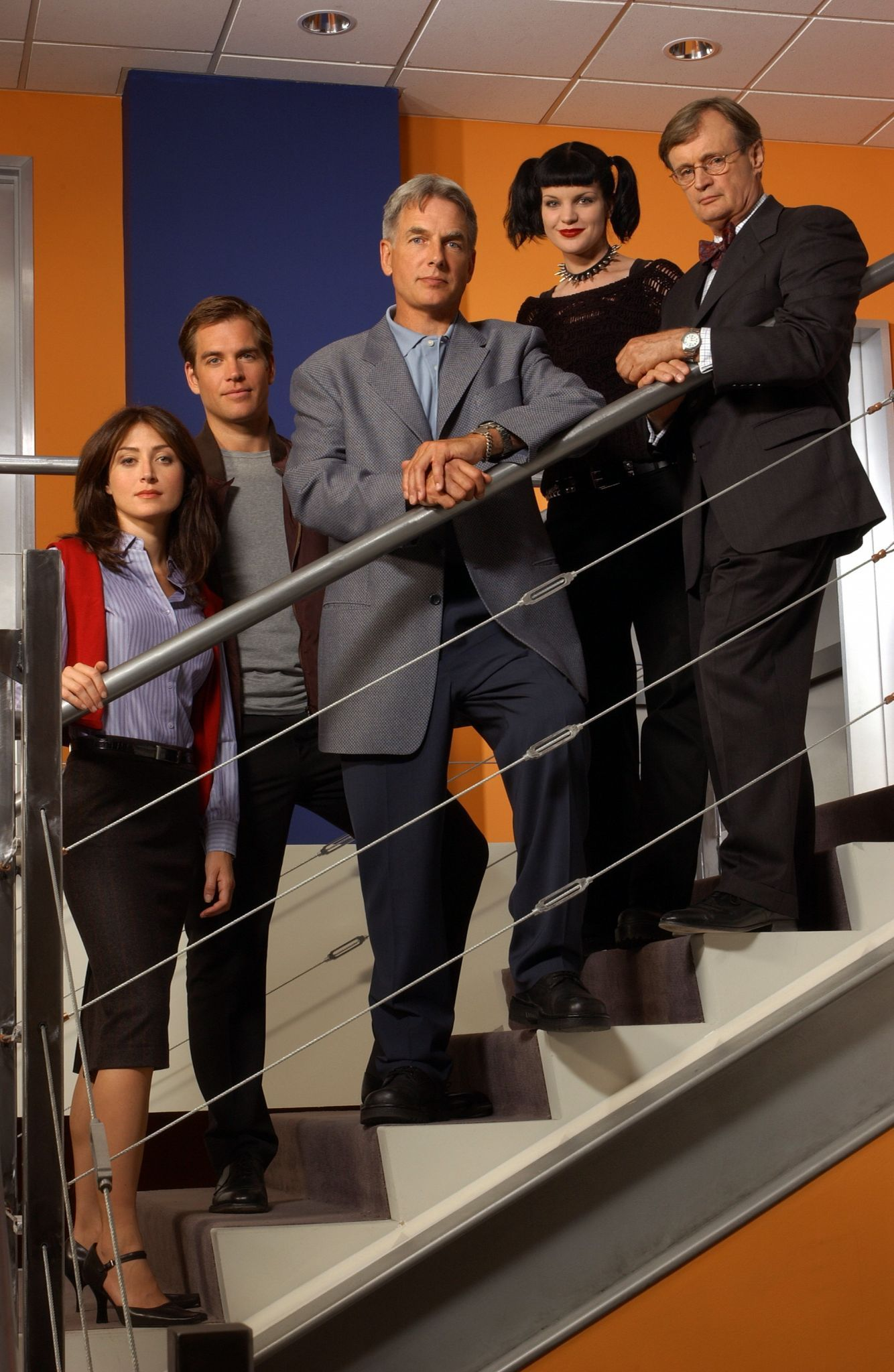 Cast of #NCIS- season 1  I'm on season 2 on Netflix  Watching it for