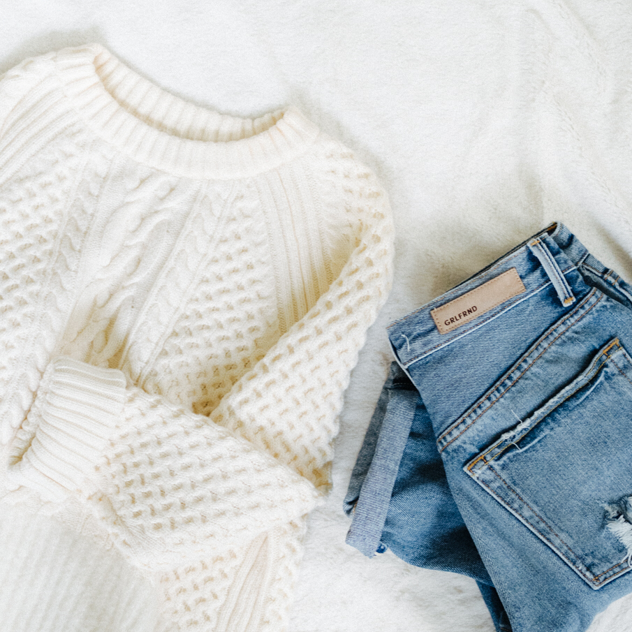 sweater 101: keeping them happy, pill free, and fresh between washes