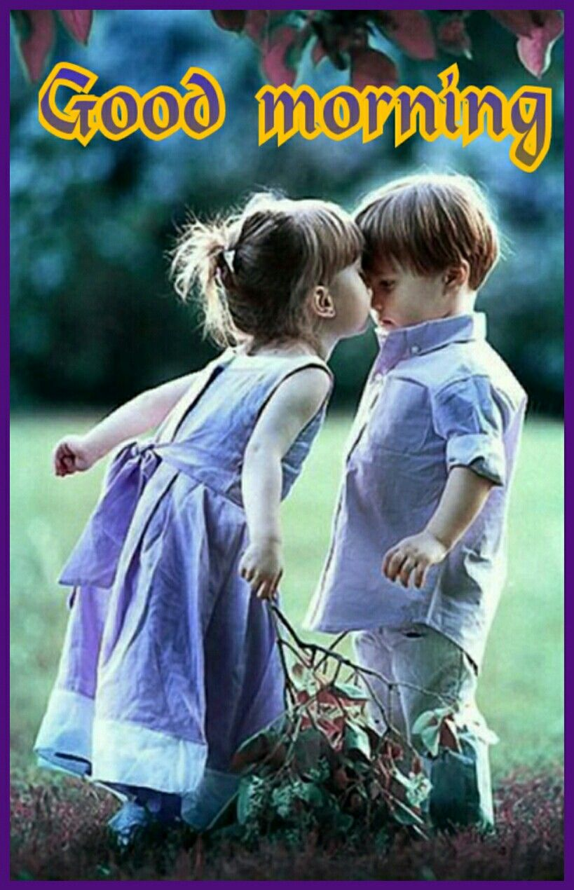 Cute Baby Couple Images With Quotes : couple, images, quotes, Morning, Saved, SRIRAM, Couple, Wallpaper,, Kiss,, Children, Photography