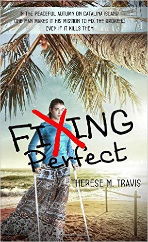 Fixing Perfect is nail biting suspense and the romance is just icing on top. A great read by one of my favorite authors: Therese M. Travis.