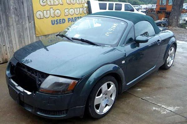 AUDI TT QUATTRO 2001 CONVERTIBLE UNDER $5000 in Virginia. Used Audi