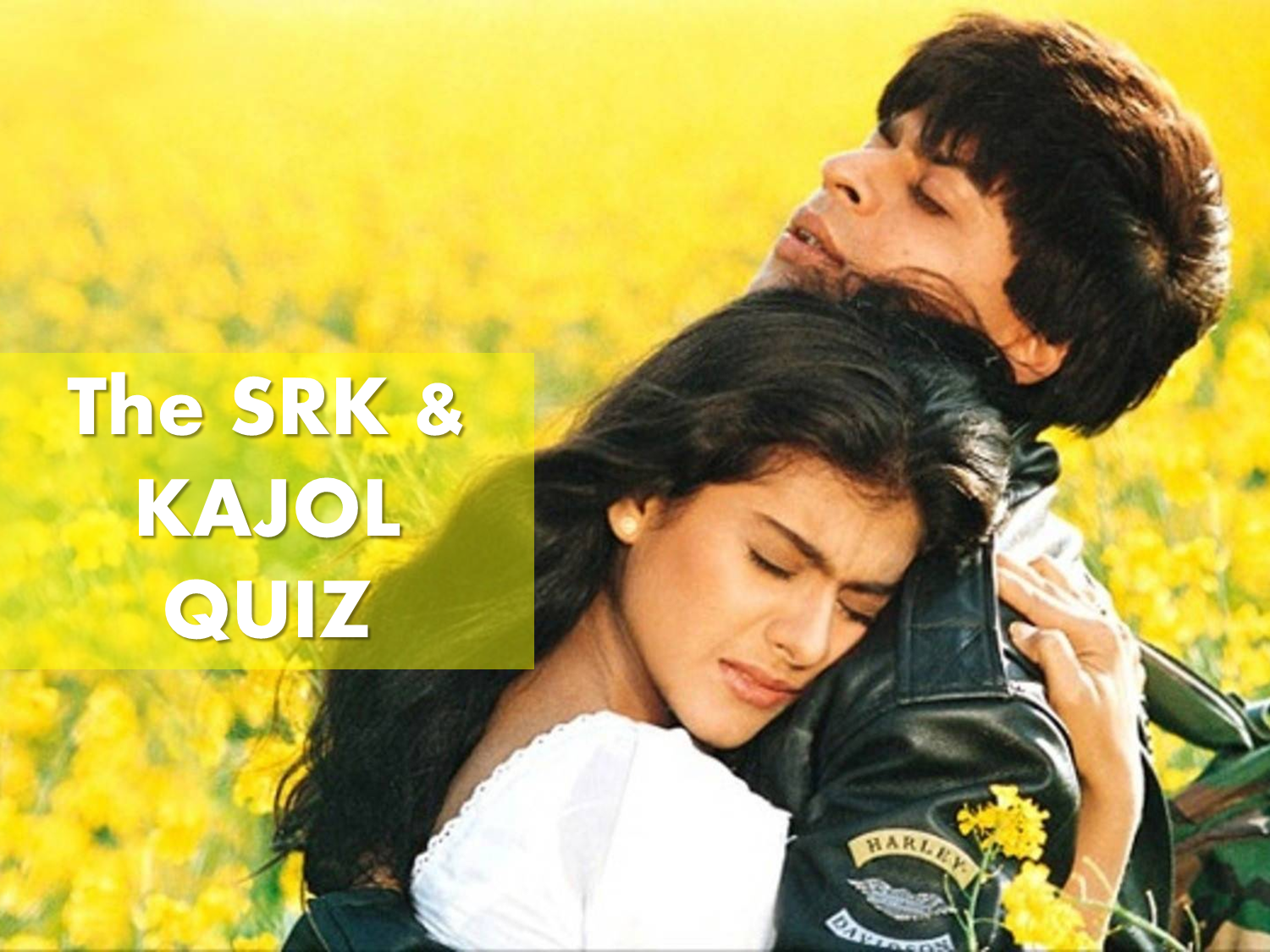 SRK & Kajol are legendary for their on screen chemistry. Dilwale, their latest film is being awaited with anticipation. In the meanwhile reacquaint yourself with this magical pair. http://goo.gl/w6qQmH