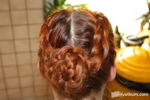 Frauen Frisuren Im Mittelalter
