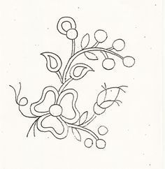 Metis Applique Flowers Embroidery Designs