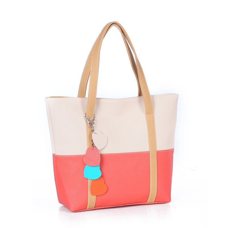 73c3c4297eab two colored  womenshandbag from club factory.