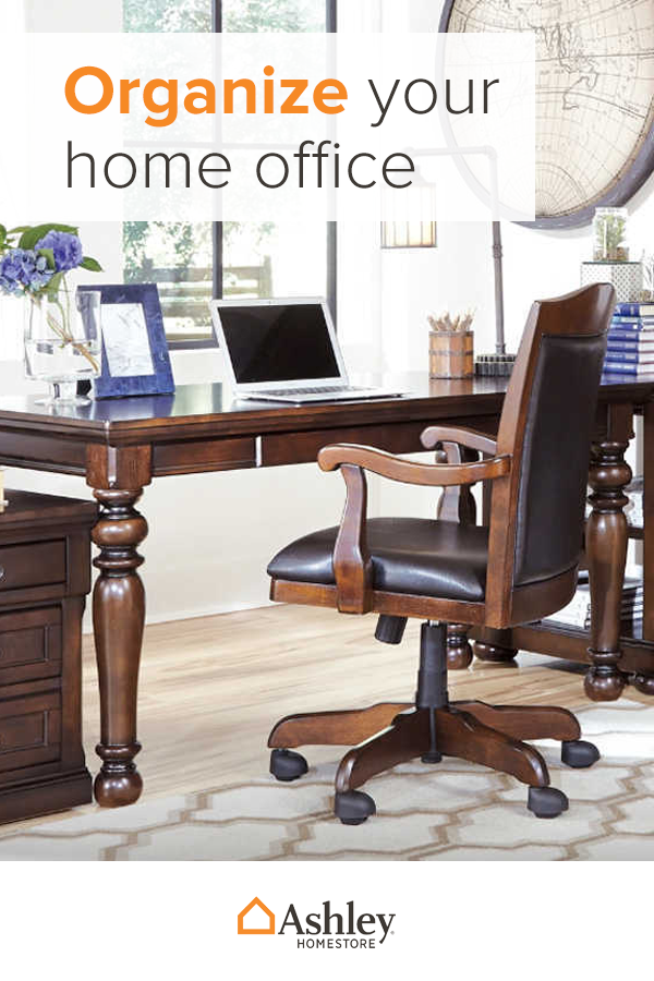 ashley homestore has the best selection of office chairs