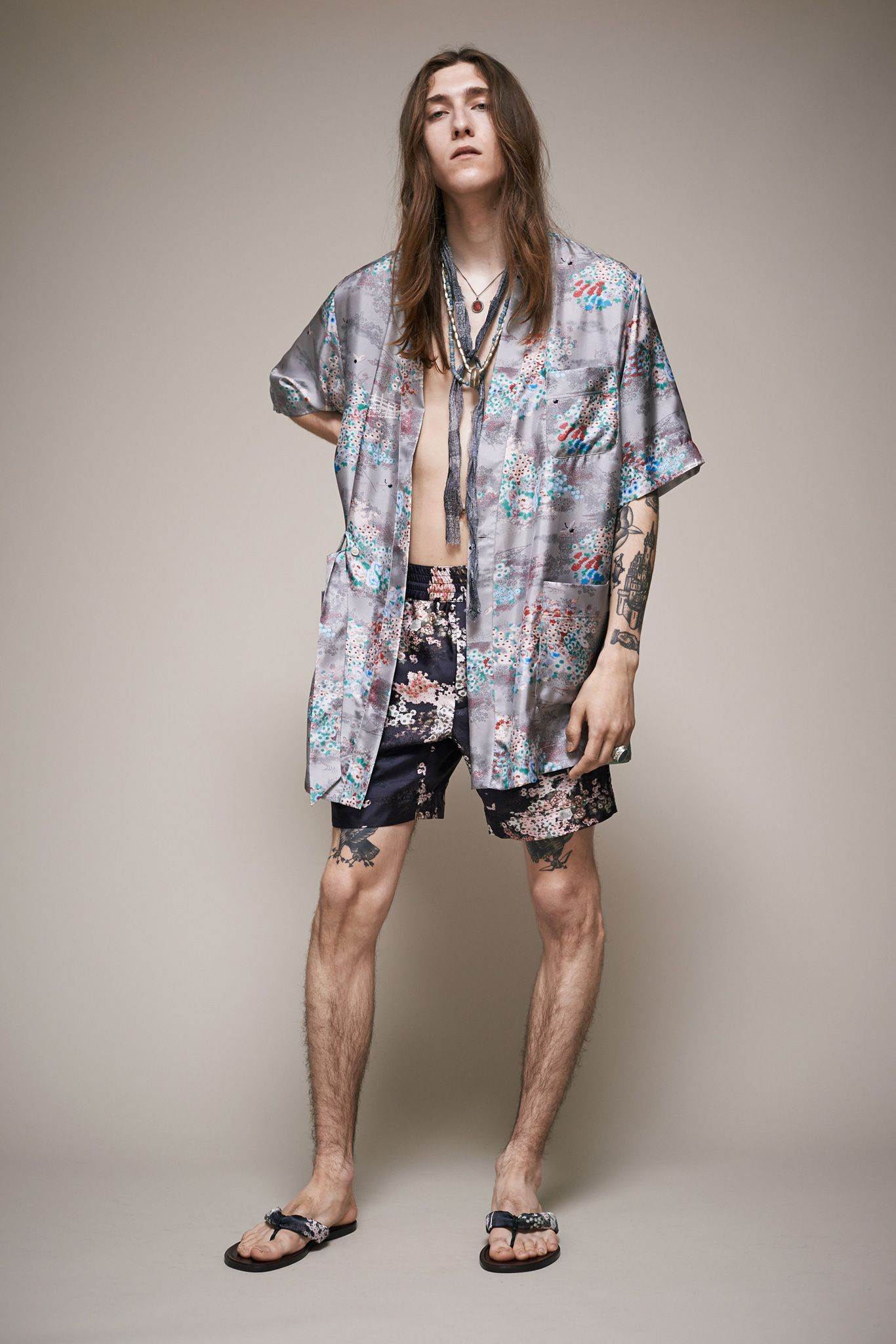 Marc Jacobs Spring 2016 Menswear - Collection - Gallery - Style.com