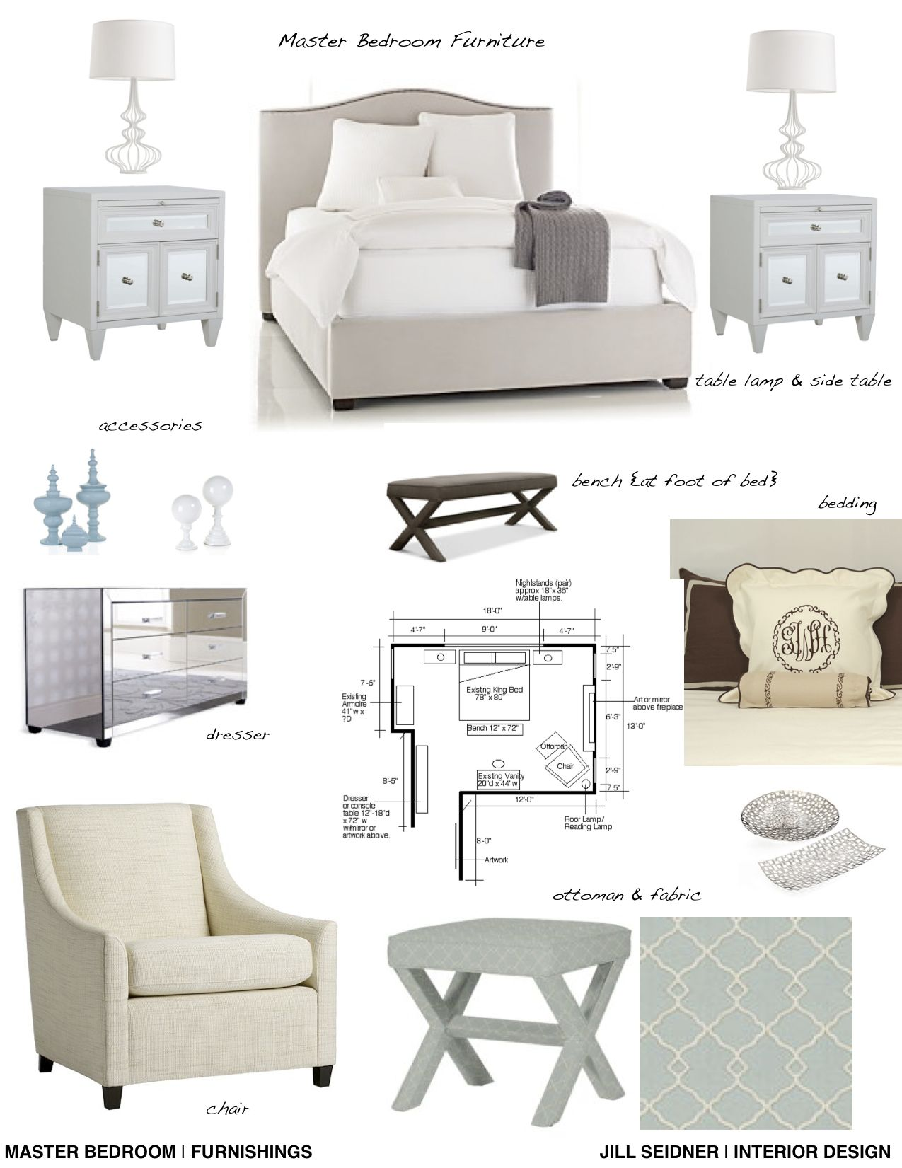 Beautiful Interior Design Concept Board With Jill Seidner Interior Design  Concept Board For Boat Project