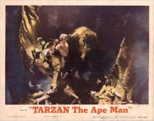 Tarzán de los monos (1932)Tarzan the Ape Man
