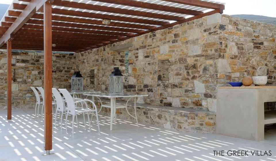 Luxury Antiparos Villas, Antiparos Villa Wilson II, Cyclades, Greece